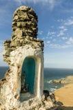 Uma opinião Cabo de la Vela em Colômbia fotos de stock royalty free
