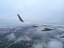 Uma opinião de 1000 pés Fotografia de Stock