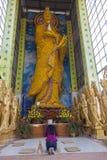 Uma oração budista Imagens de Stock Royalty Free