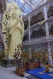 Uma oração budista Fotografia de Stock Royalty Free
