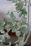 Uma outra árvore do dinheiro Fotos de Stock Royalty Free