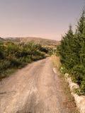 Uma outra estrada velha Imagens de Stock Royalty Free