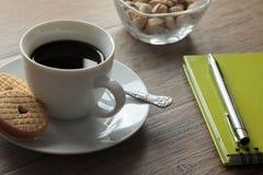 Uma outra ruptura de café Imagem de Stock
