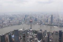 A uma pérola de Shanghai Fotos de Stock