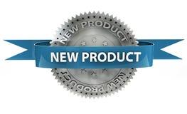 Uma palavra do produto 3d em um fundo branco Fotos de Stock
