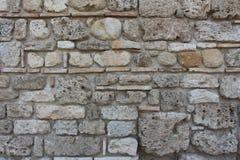 Uma parede antiga Imagem de Stock Royalty Free