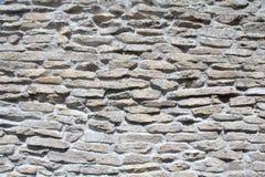 Uma parede das pedras Imagem de Stock