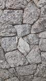 Uma parede de pedra Foto de Stock