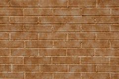 Uma parede do tijolo velho e sujo foto de stock royalty free