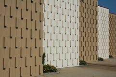 Uma parede incomun Fotos de Stock