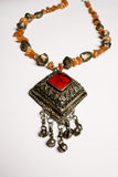Uma parte de jóia antiga Fotografia de Stock Royalty Free