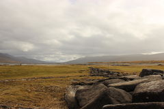 Uma parte de natureza norueguesa fotografia de stock royalty free