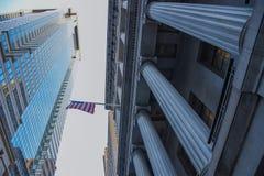 Uma parte de New York fotos de stock royalty free