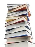 Uma pilha de livros Imagem de Stock Royalty Free