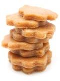 Uma pilha de massa de pão imagens de stock