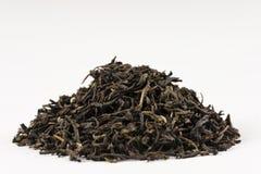 Uma pilha do chá do souchong do lapsang. Fotos de Stock
