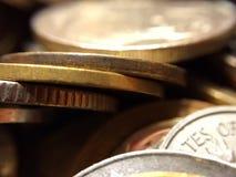Uma pilhagem do ouro Imagens de Stock