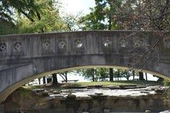 Uma ponte Fotografia de Stock Royalty Free