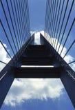 Uma ponte imagens de stock royalty free