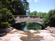 Uma ponte Fotografia de Stock