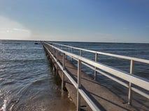 Uma ponte ao céu Fotografia de Stock