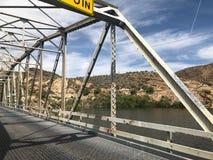Uma ponte da maneira imagem de stock royalty free
