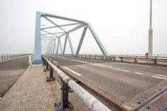 Uma ponte do comedor de rãs imagem de stock