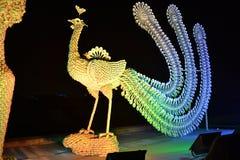 Uma porcelana phoenix fotografia de stock royalty free