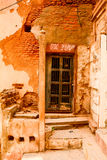 Uma porta Imagem de Stock