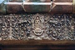 Uma porta antiga Imagens de Stock