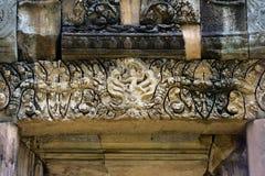 Uma porta antiga Imagem de Stock Royalty Free