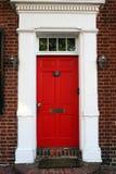 Uma porta da rua imagem de stock royalty free