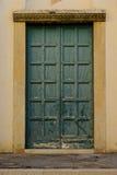 Uma porta velha Foto de Stock