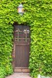 Uma porta velha bonita Foto de Stock Royalty Free