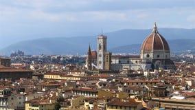 Uma possibilidade remota de Florence Cathedral vídeos de arquivo