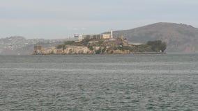 Uma possibilidade remota de ilha de Alcatraz video estoque