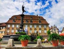 Lindau, Bodensee, Alemanha imagem de stock