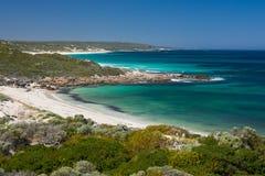 Cena australiana da praia Imagem de Stock