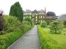 Uma propriedade irlandesa Imagem de Stock Royalty Free