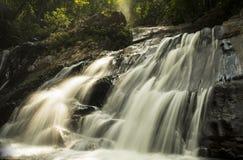 Uma queda da água Imagem de Stock Royalty Free