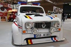 Uma Renault rápida Imagens de Stock
