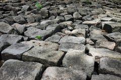Uma rocha grande Imagem de Stock Royalty Free