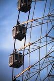 Uma roda de ferris Imagem de Stock