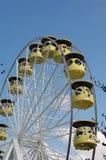 Uma roda de Ferris Foto de Stock