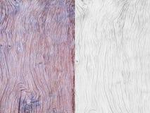 Uma série de madeira maciça, de fundo branco e marrom natural bonito da textura fotos de stock
