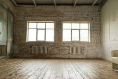Uma sala velha Fotografia de Stock Royalty Free