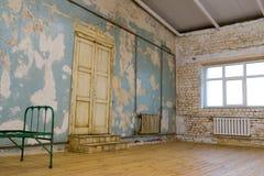 Uma sala velha Imagem de Stock Royalty Free