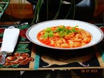 Uma sopa Imagens de Stock