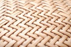 Uma superfície do weave Foto de Stock Royalty Free