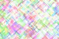 Uma textura colorida ilustração do vetor